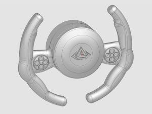 3Dモデリングデータ