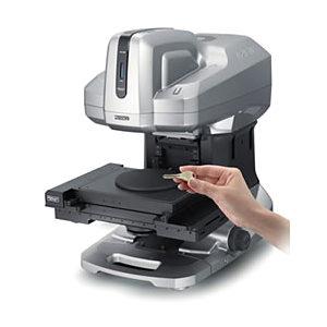 KEYENCE ワンショット3D測定 マイクロスコープ