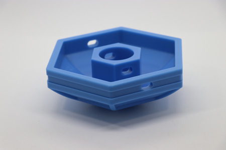 MCナイロン樹脂切削加工サンプル