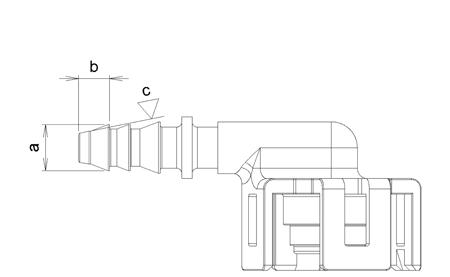 ノズル製品加工図面